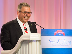 Sam L. Susser Retail Leader of the Year 2014 RLOY (CSP Daily News / Convenience Stores)