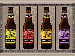 Seagram's Hard Soda