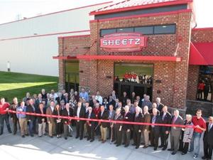 Sheetz Burlington N.C. distribution center (CSP Daily News / Convenience Stores)