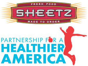 Sheetz Partnership for a Healthier America PHA (CSP Daily News / Convenience Stores / Foodservice)