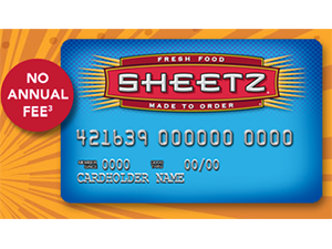 Sheetz Offering Private Label Credit Card