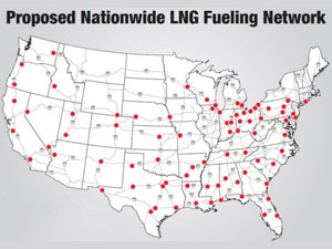 Shell TravelCenters of America LNG (CSP Daily News / Convenience Stores / Gas Stations)
