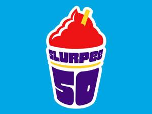 7-Eleven Slurpee 50 Fiftee