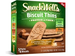 Back to Nature Foods SnackWell's Biscuit Thins