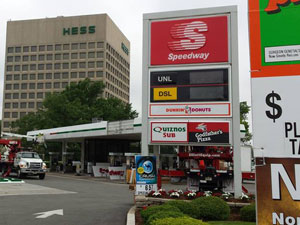 Speedway Hess (CSP Daily News / Convenience Stores / Gas Stations)