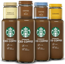 Starbucks Rolling Out New Bottled Iced Coffee Line