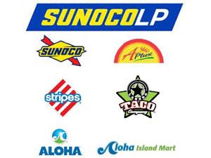 Sunoco Susser Stripes Laredo Taco Aloha APlus