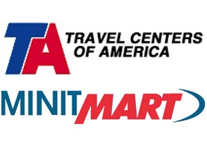 TravelCenters of America Minit Mart