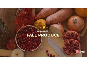 Tedeschi fall produce (CSP Daily News / Convenience Stores)