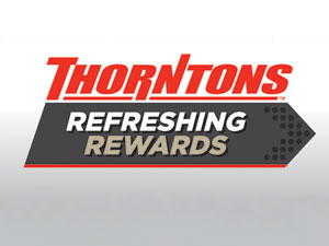 Thorntons Refreshing Rewards (CSP Daily News / Convenience Stores / Gas Stations)