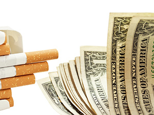 Tobacco and money