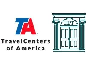 TravelCenters of America (TA) Hospitality Properties Trust (HPT)