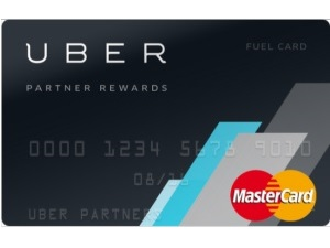 Uber MasterCard Exxon Mobil