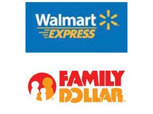 Walmart Express Family Dollar (CSP Daily News / Convenience Stores)