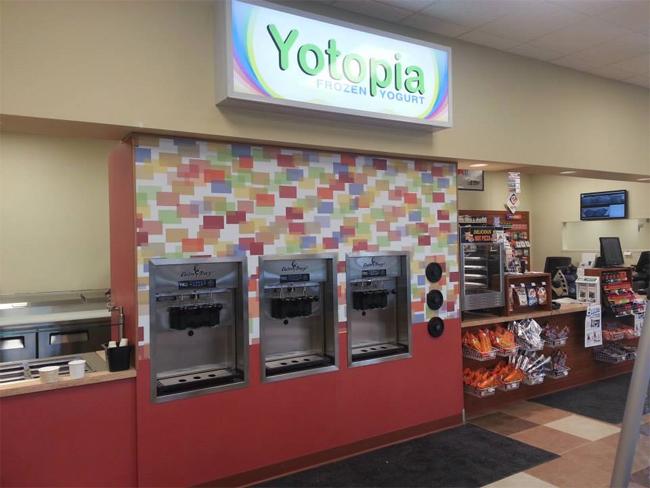 Mirabito convenience store aisles