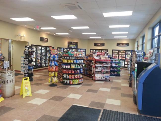 Mirabito convenience store
