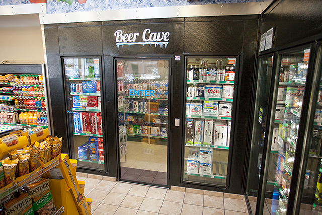 NOCO Express convenience store commissary foods