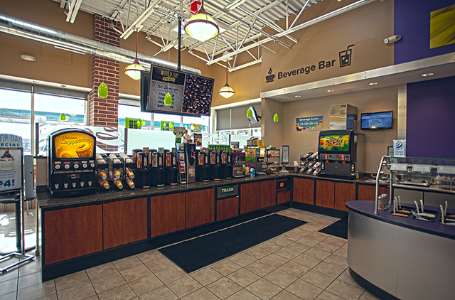 NOCO Express convenience store beer cave
