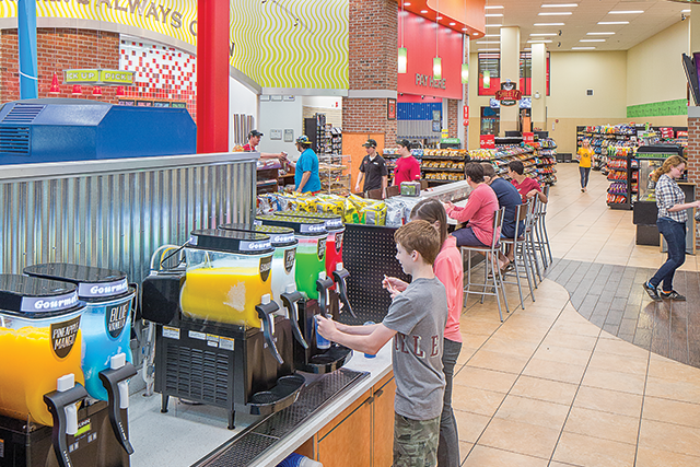 Sheetz U Place Convenience Store Ordering