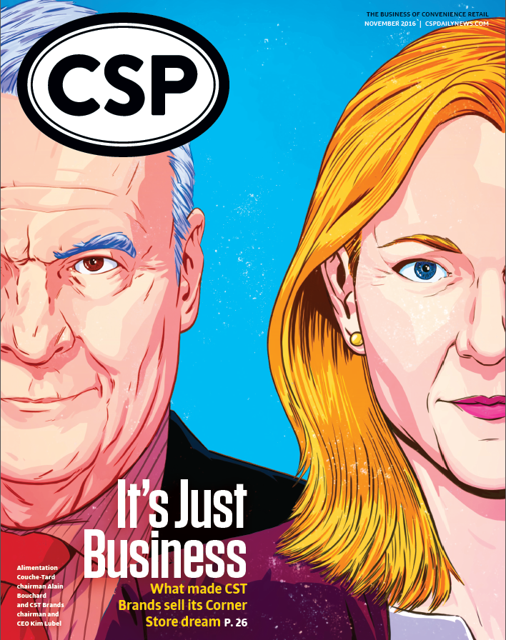 CSP Daily News Magazine CSP Magazine | November 2016 Issue