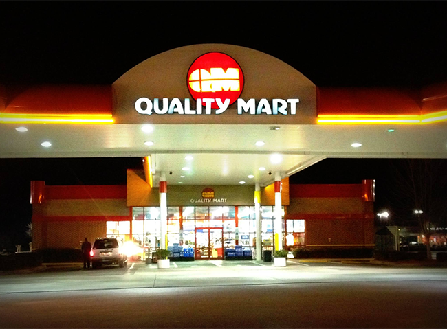 Quality Mart convenience store