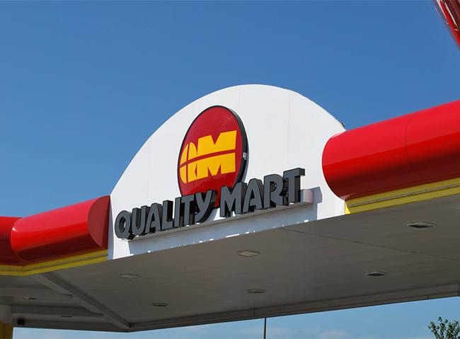 Quality Plus convenience store