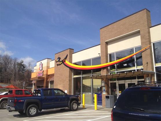 Roadrunner market c-store foodservice