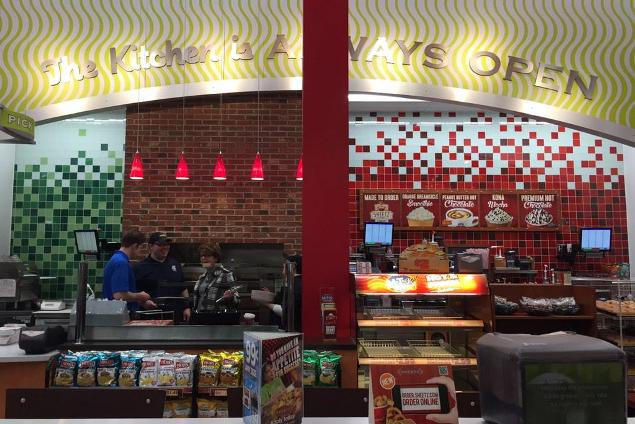 Sheetz U Place Morgantown, W.Va. foodservice, beverage, groceries (CSP Daily News / Convenience Stores / Gas Stations)