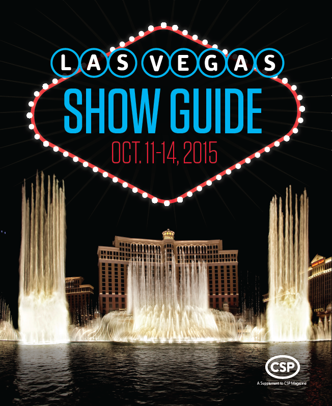 CSP Daily News Magazine CSP Show Guide | September 2015 Issue
