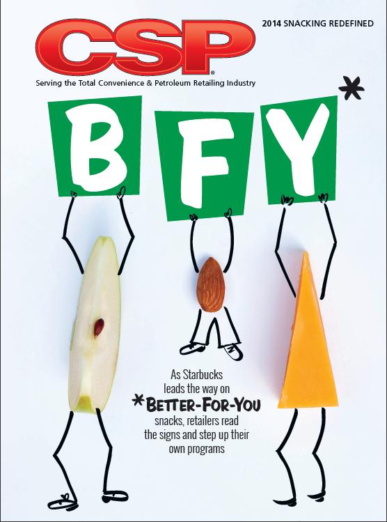 CSP Daily News Magazine CSP Magazine | 2014 Snacks Supplement Issue