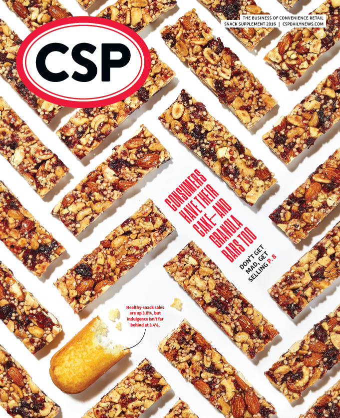 CSP Daily News Magazine CSP Magazine Special Issue | Snacks Supplement 2016 Issue