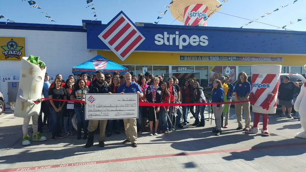 New Convenience-Store Roundup November 2015 Stripes, Colorado City, Texas
