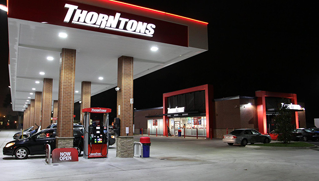 Thorntons convenience store 2
