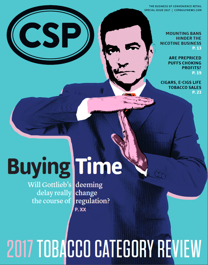 CSP Daily News Magazine CSP Magazine Special Issue | Tobacco Supplement Fall 2017 Issue