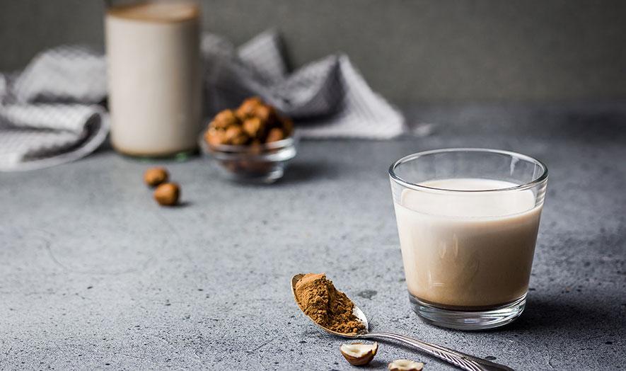 vegan nut milk