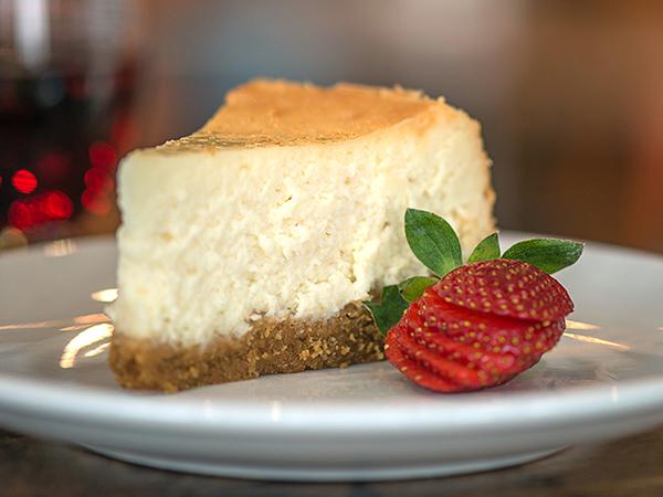 Pizza Cucinova cheesecake
