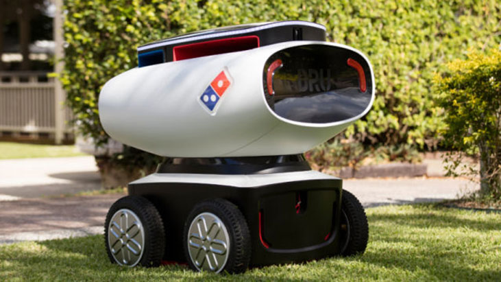 dominos robotic unit