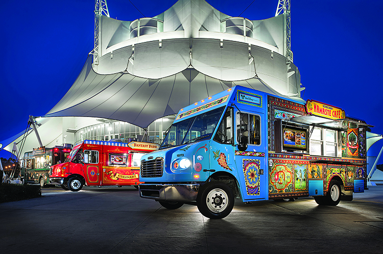 Disney World Food Trucks