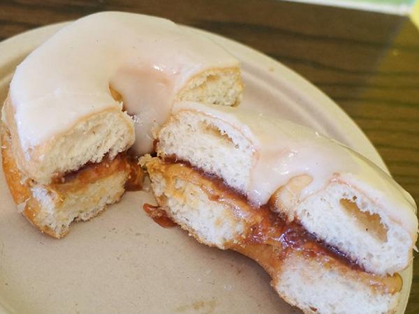 Donut Friend Drive like Jelly Donut