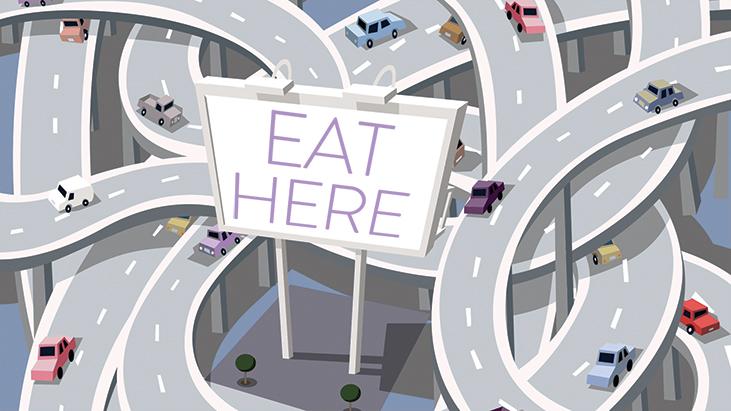 eat here roads