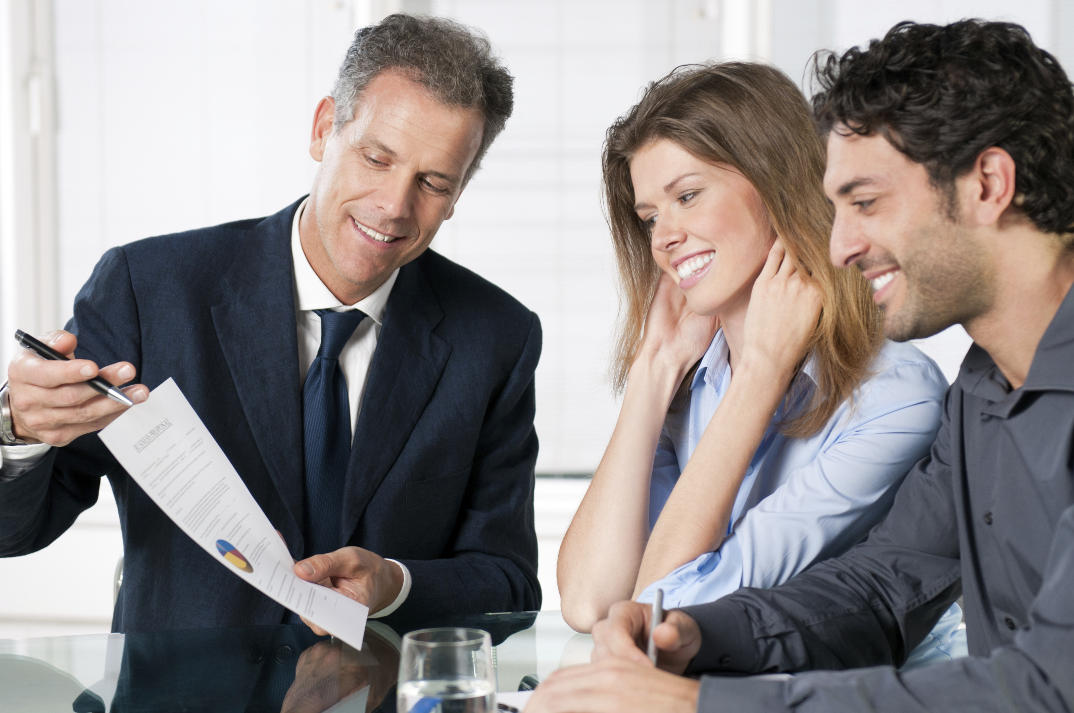 financial planning consultant