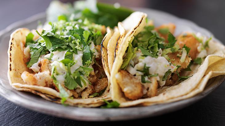 customized taco