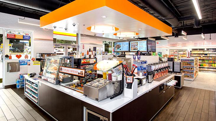 food service retail