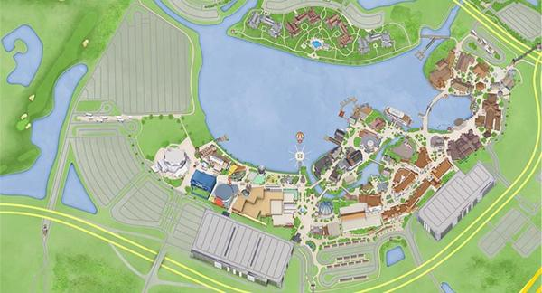 Disney World overhauls its 'downtown' district on