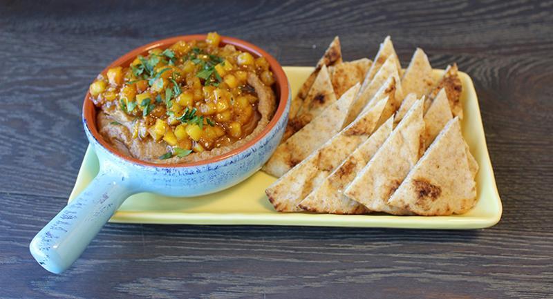 Ful Mudammes Egyptian Fava Bean Dip