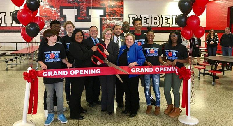 hhs grand reopening