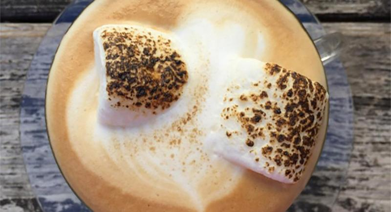 regent coffee cappuccino marshmallows