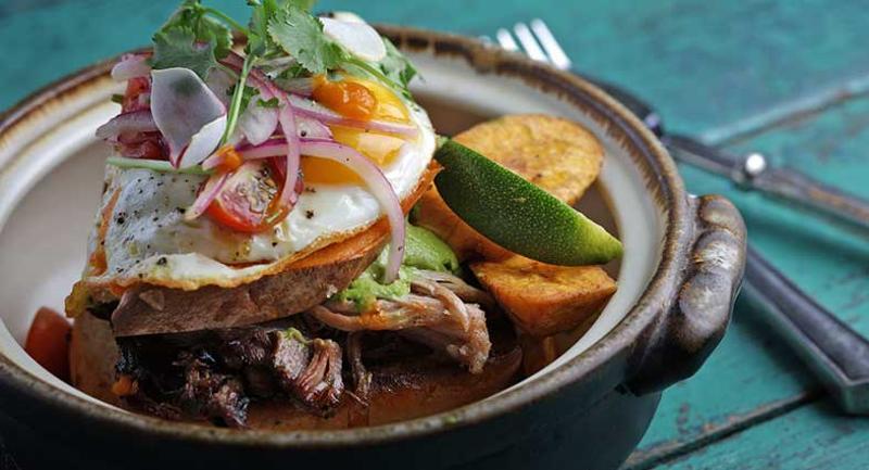 South American cuisine