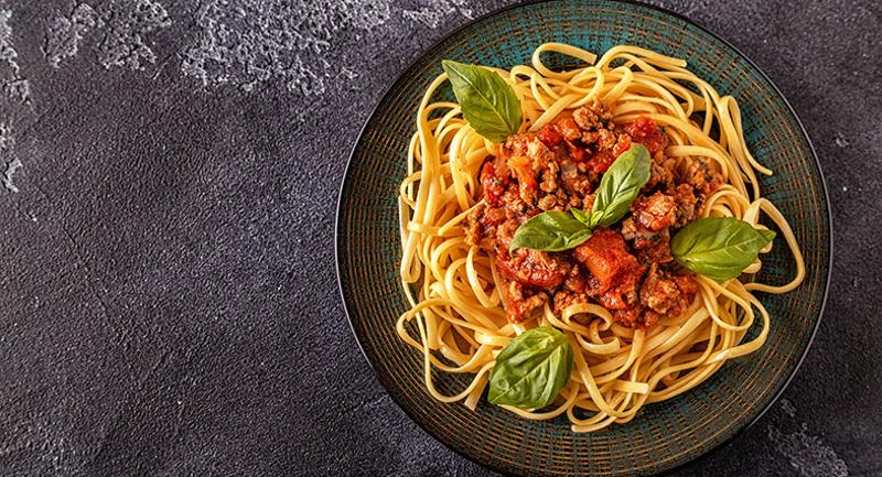 revamped bolognese sauce