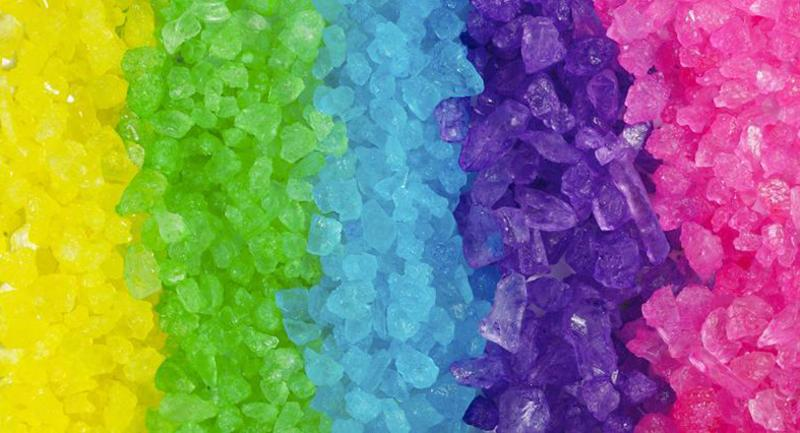 candy crystals